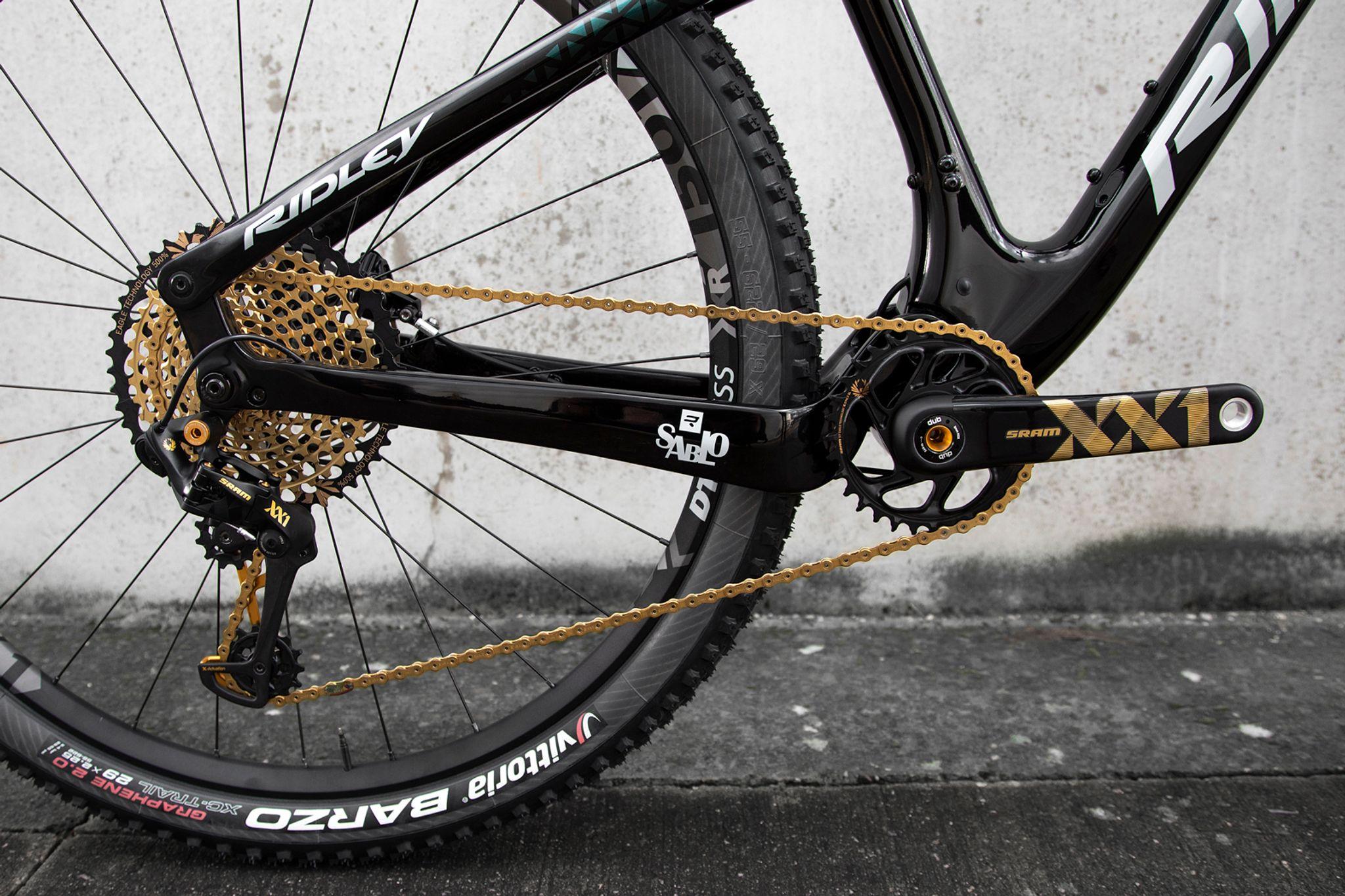 Las mejores bicicletas de montaña Ridley 5