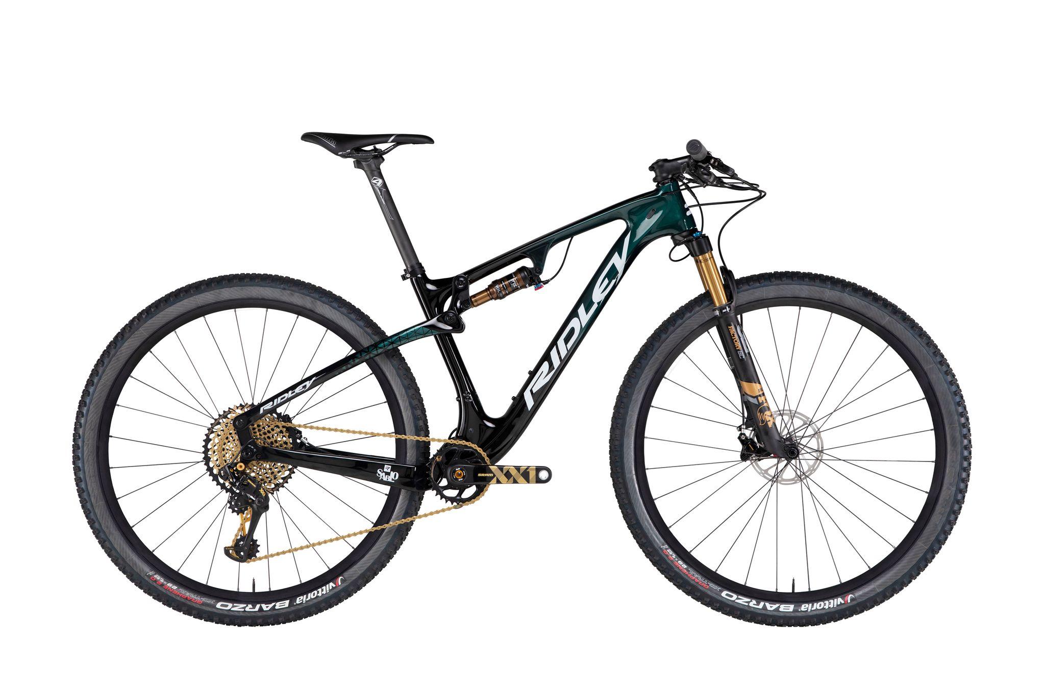 mejores bicicletas de montaña Ridley